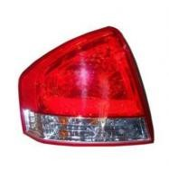 2009 Kia Spectra Tail Light Rear Lamp - Left (Driver)