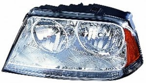 2003-2005 Lincoln Aviator Headlight Assembly (HID) - Left (Driver)