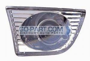 2002-2002 Lexus IS300 Fog Light Lamp - Left (Driver)