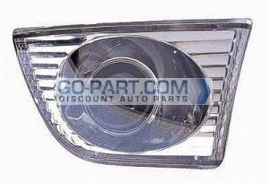 2002-2002 Lexus IS300 Fog Light Lamp - Right (Passenger)
