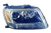 2009 Suzuki Vitara + Grand Vitara Front Headlight Assembly Replacement Housing / Lens / Cover - Right (Passenger)