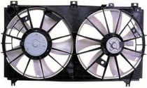 2006 - 2009 Lexus IS250 Radiator Cooling Fan Assembly