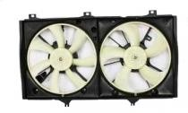 2007 - 2011 Toyota Camry Hybrid Radiator Cooling Fan Assembly