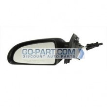2005-2010 Chevrolet Chevy Cobalt Side View Mirror (Sedan / Manual) - Left (Driver)