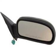 2002-2009 Chevrolet Chevy Trailblazer Side View Mirror (without Signal Lamp / Power Remote / Heated) - Right (Passenger)