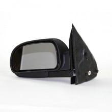 2002-2004 Oldsmobile Bravada Side View Mirror (Manual) - Left (Driver)