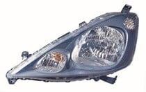 2009 - 2014 Honda Fit Headlight Assembly (Base + DX + LX) - Left (Driver)