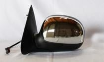 2002 - 2004 Ford F-Series Light Duty Pickup Side View Mirror - Left (Driver)
