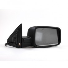 2009-2010 Dodge Ram (Full Size) Side View Mirror (R1500 / Heated / with Signal Lamp / with Puddle Lamp / Code RX) - Right (Passenger)