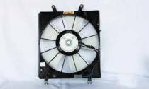 2007 - 2008 Acura TL Radiator Cooling Fan Assembly