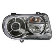 2005 - 2010 Chrysler 300 + 300C Front Headlight Assembly Replacement Housing / Lens / Cover - Right (Passenger)