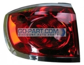 2008-2011 Buick Enclave Tail Light Rear Brake Lamp - Left (Driver)