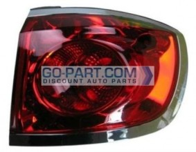 2008-2011 Buick Enclave Tail Light Rear Brake Lamp - Right (Passenger)