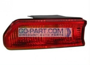 2008-2011 Dodge Challenger Tail Light Rear Lamp - Left (Driver)