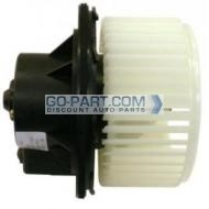 2008-2009 Chevrolet (Chevy) Silverado AC A/C Heater Blower Motor (Standard Cab / With Manual Temp A/C Control)