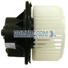 2007-2007 GMC Sierra AC A/C Heater Blower Motor (Standard Cab / With New Body Style / With Manual Temp A/C Control)