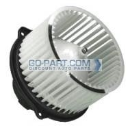 2003 - 2006 Hyundai Santa Fe AC A/C Heater Blower Motor (With Manual A/C Controls)