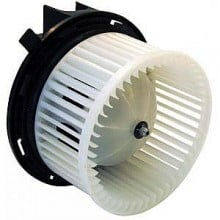 2002-2006 Jeep Wrangler AC A/C Heater Blower Motor
