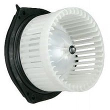 2002-2002 Cadillac Deville AC A/C Heater Blower Motor (with Plastic Housing and Cooling Tube)