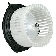 2002-2002 Cadillac Seville AC A/C Heater Blower Motor (with Plastic Housing and Cooling Tube / For Front Section)