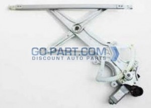 2002-2006 Toyota Camry Window Regulator Assembly Power (Front Left)