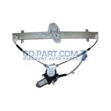 2003-2008 Honda Pilot Window Regulator Assembly Power (Front Left)