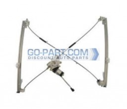 1996-2000 Chrysler Town & Country Window Regulator Assembly Power (Front Left)