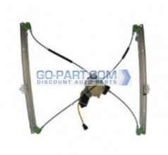 2001-2003 Chrysler Town & Country Window Regulator Assembly Power (Front Right)