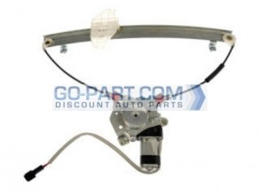 1996-2000 Hyundai Elantra Window Regulator Assembly Power (Front Right)