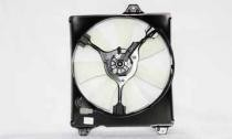 1997 - 1998 Toyota Camry Condenser Cooling Fan Assembly