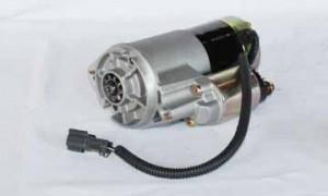 2000-2001 Nissan Xterra Starter