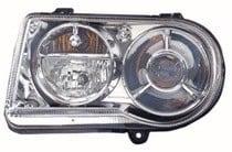2006 - 2010 Chrysler 300 / 300C Headlight Assembly - Left (Driver)