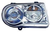 2005 - 2010 Chrysler 300 + 300C Headlight Assembly - Right (Passenger)