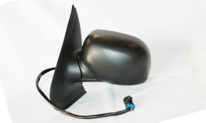 2001 Ford Explorer Side View Mirror (Power Remote / Heated / with Puddle Light) - Left (Driver)