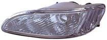 2007 - 2009 Lexus RX350 Fog Light Assembly Replacement Housing / Lens / Cover - Left (Driver)