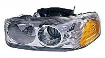 1999-2007 GMC Sierra Headlight Assembly - Left (Driver)