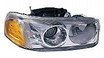 1999-2007 GMC Sierra Headlight Assembly - Right (Passenger)