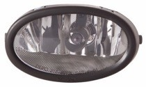 2003 - 2007 Honda Accord Fog Light Assembly Replacement Housing / Lens / Cover - Left (Driver)