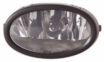 2001 - 2008 Honda Civic Fog Light Lamp - Left (Driver)