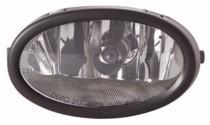 2006 - 2008 Honda Civic Hybrid Fog Light Assembly Replacement Housing / Lens / Cover - Left (Driver)
