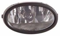 2006 - 2008 Honda Civic Fog Light Assembly Replacement Housing / Lens / Cover - Right (Passenger)
