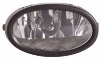 2006 - 2008 Honda Civic Hybrid Fog Light Assembly Replacement Housing / Lens / Cover - Right (Passenger)