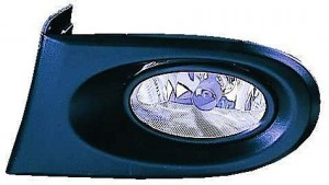 2009-2010 Honda Fit Fog Light Lamp (OEM# 08V31-S5D-1M102) - Left (Driver)