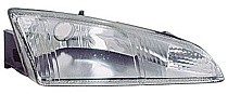 1993 - 1994 Dodge Intrepid Headlight Assembly (See Chrysler TSB 08-38-94 Rev. A) - Right (Passenger)