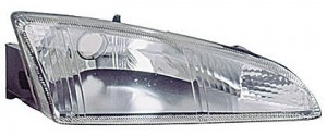 1993-1994 Dodge Intrepid Headlight Assembly (See Chrysler TSB 08-38-94 Rev. A) - Right (Passenger)
