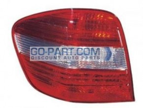 2006-2011 Mercedes Benz ML350 Tail Light Rear Brake Lamp (without Sport Package) - Left (Driver)