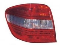 2006 - 2011 Mercedes Benz ML500 Tail Light Rear Lamp (without Sport Package) - Left (Driver)