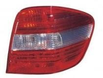2006 - 2011 Mercedes Benz ML350 Rear Tail Light Assembly Replacement (without Sport Package) - Right (Passenger)