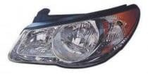 2010 Hyundai Elantra Front Headlight Assembly Replacement Housing / Lens / Cover - Left (Driver)