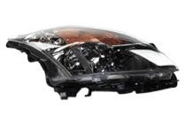 2007 - 2009 Nissan Altima Hybrid Front Headlight Assembly Replacement Housing / Lens / Cover - Right (Passenger)